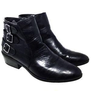 Madden Girl Kant Women Side Zip Ankle Boots Sz 8.5